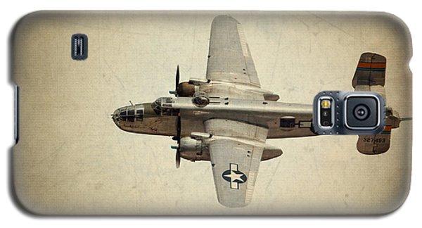 B-25j    Miss Mitchell Galaxy S5 Case