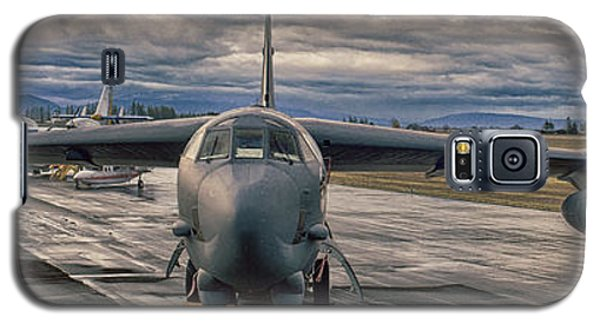 Galaxy S5 Case featuring the photograph B-52 by Jim  Hatch