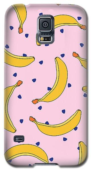 B-a-n-a-n-a-s Galaxy S5 Case