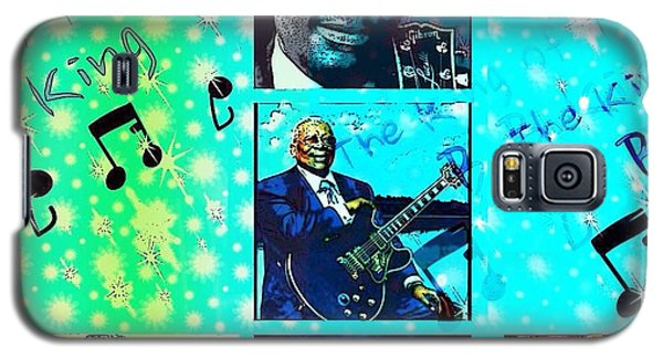 B B King Of The Blues  Galaxy S5 Case