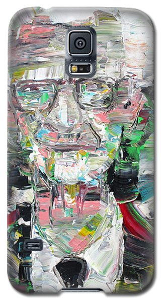 B. F. Skinner Portrait Galaxy S5 Case
