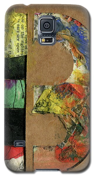 The Letter B Galaxy S5 Case