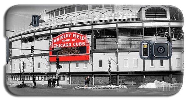 B-w Wrigley 100 Years Young Galaxy S5 Case by David Bearden