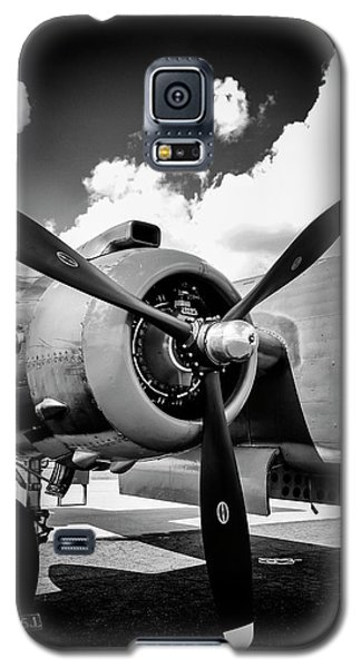 B25 Radial Engine Galaxy S5 Case