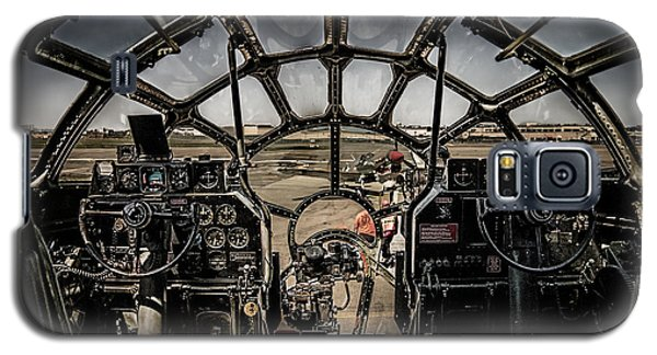 B29 Superfortress Fifi Cockpit View Galaxy S5 Case