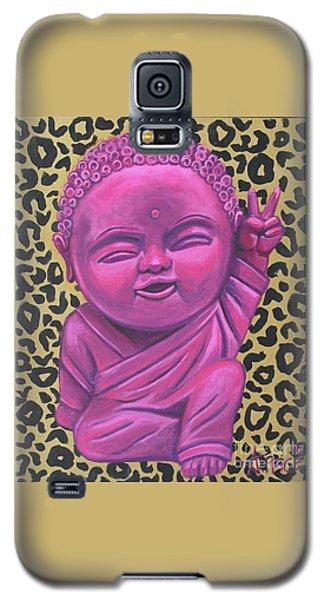 Baby Buddha 2 Galaxy S5 Case by Ashley Price