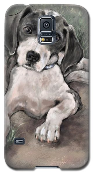 Baby Dane IIi Galaxy S5 Case