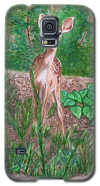 Baby Deer Galaxy S5 Case