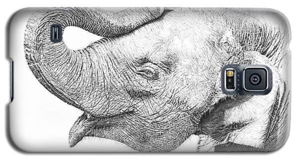 Baby Elephant Galaxy S5 Case