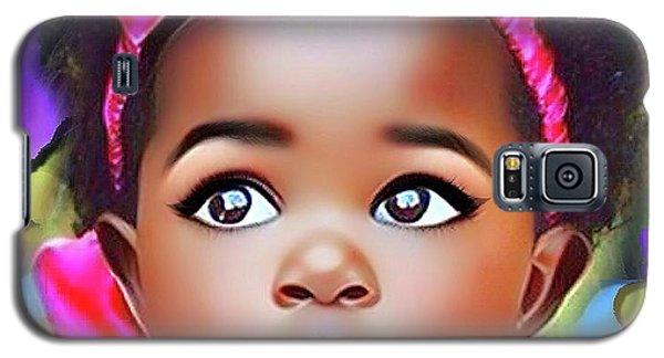 Baby Girl Galaxy S5 Case