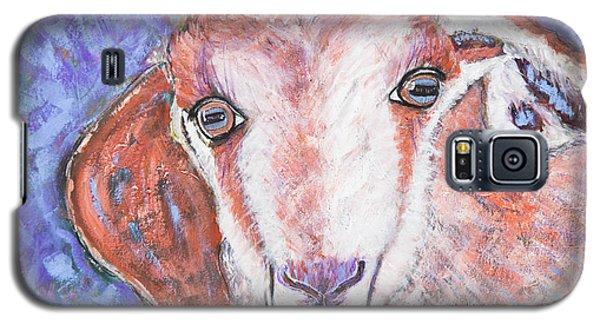 Baby Goat Galaxy S5 Case