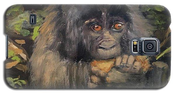 Baby Gorilla Galaxy S5 Case