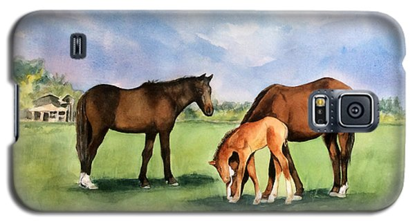 Baby Horse Galaxy S5 Case