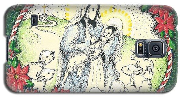 Baby Jesus In Medjugorje Galaxy S5 Case