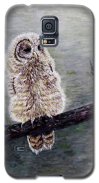 Baby Owl Galaxy S5 Case