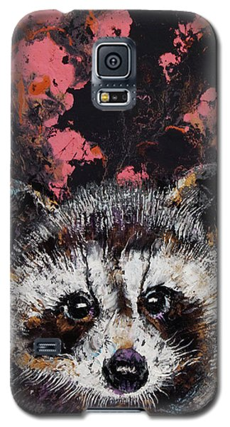 Baby Raccoon Galaxy S5 Case