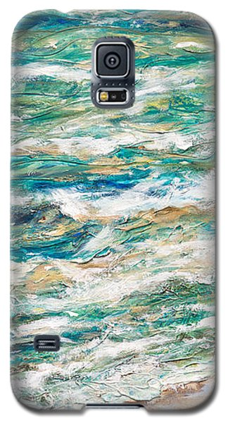 Baby Sea Turtle II Galaxy S5 Case