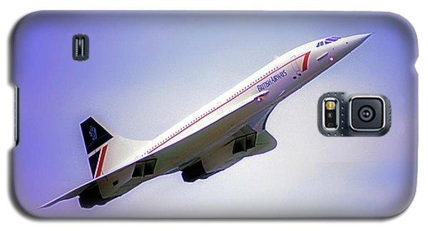 Bac Concorde  Galaxy S5 Case
