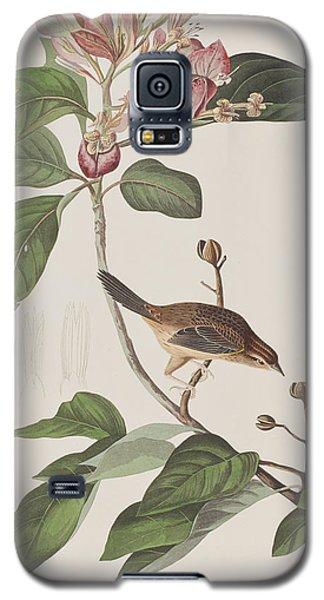 Bachmans Sparrow Galaxy S5 Case by John James Audubon