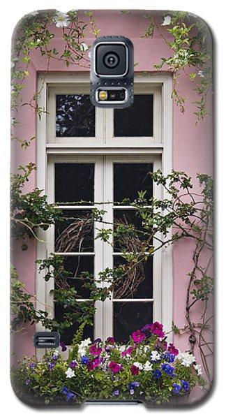 Back Alley Window Box - D001793 Galaxy S5 Case