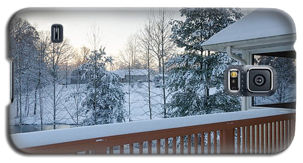 Winter Deck Galaxy S5 Case