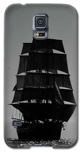 Back Lit Tall Ship Galaxy S5 Case