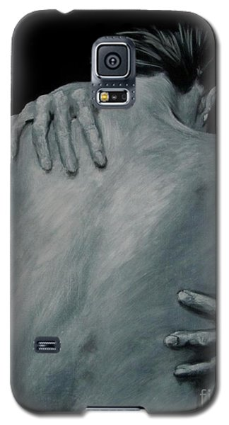 Back Of Naked Woman Galaxy S5 Case
