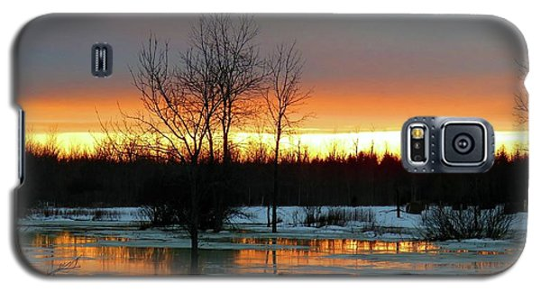 Back Roads Of Clayton Galaxy S5 Case