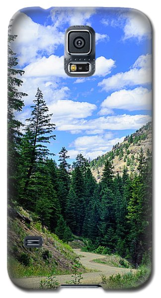 Back Roads Galaxy S5 Case