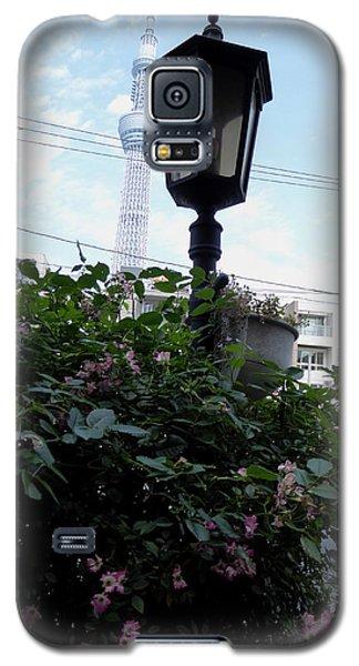Back Street In Tokyo Galaxy S5 Case