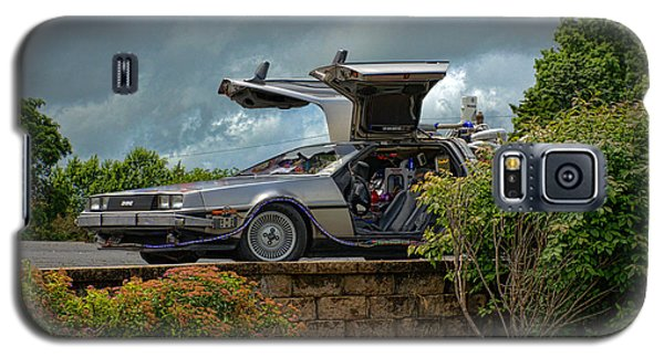Galaxy S5 Case featuring the photograph Back To The Future II Replica by Tim McCullough