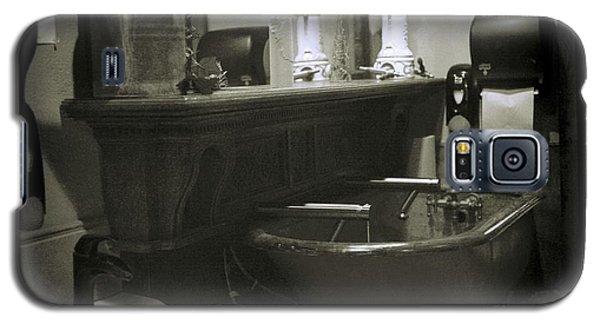 Galaxy S5 Case featuring the photograph Back When by Lori Mellen-Pagliaro