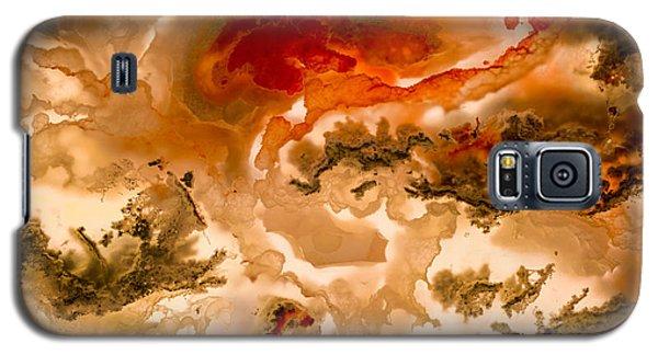 Backlit Agate 2 Galaxy S5 Case