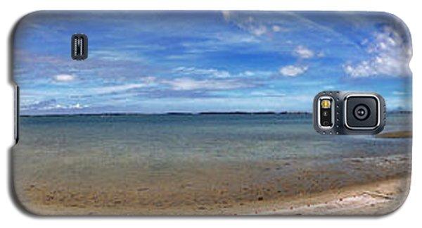 Backwater Bay Pano Galaxy S5 Case