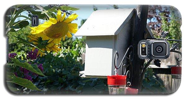 Backyard Garden Galaxy S5 Case