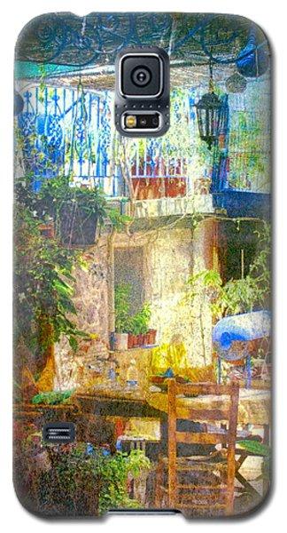 Backyard Idyll Galaxy S5 Case
