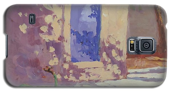 Backyard Shadows Galaxy S5 Case
