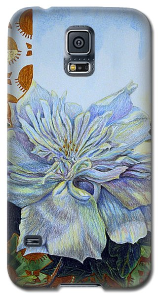 Backyard Splendor Galaxy S5 Case
