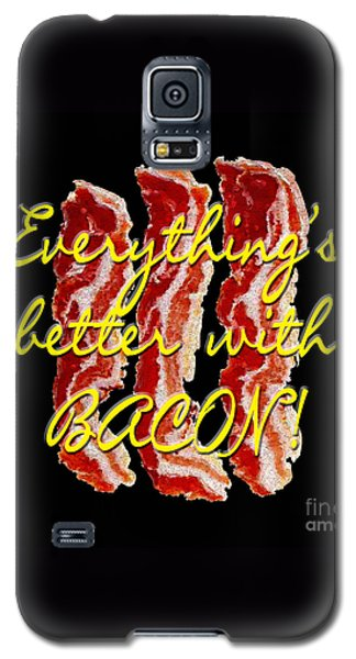 Bacon Galaxy S5 Case