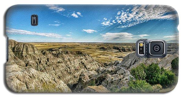 Bad Lands South Dakota.... Galaxy S5 Case