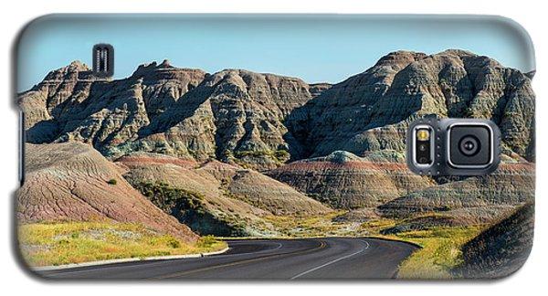 Badlands Ahead Galaxy S5 Case