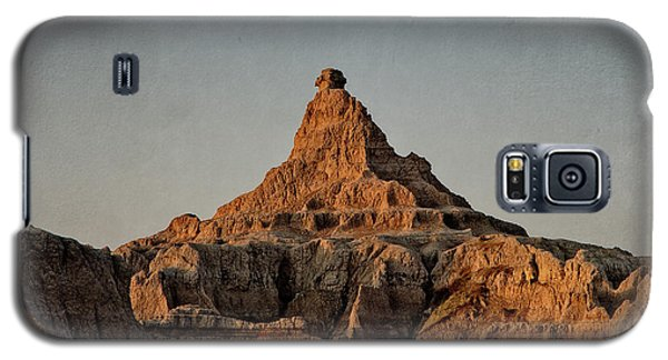 Badlands At Sunrise Galaxy S5 Case