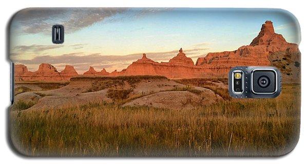Badlands Evening Glow Galaxy S5 Case