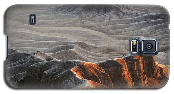 Badlands Fog Galaxy S5 Case
