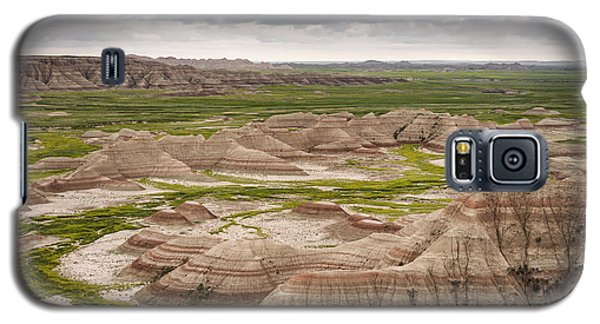 Badlands Galaxy S5 Case by John Gilbert