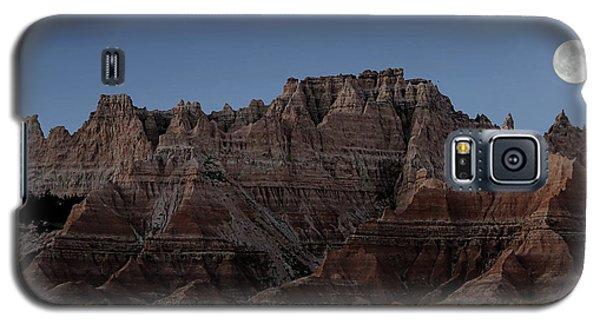 Badlands Moon Rising Galaxy S5 Case