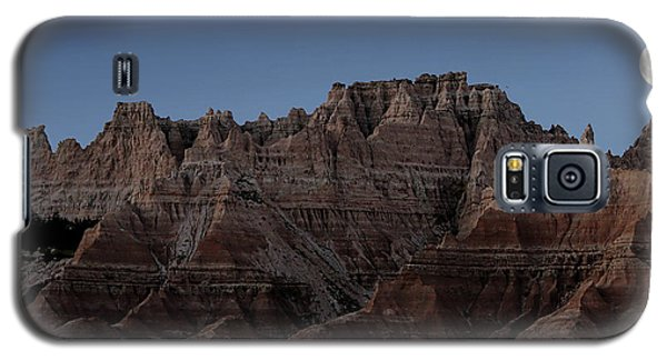 Badlands Moon Rising Galaxy S5 Case