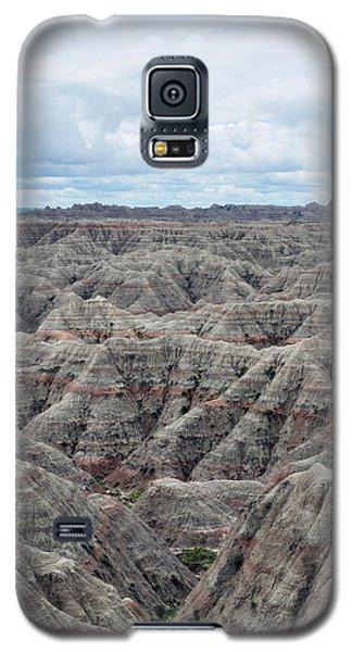 Badlands National Park Galaxy S5 Case