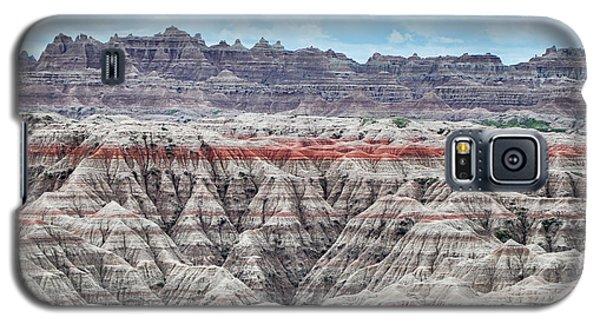 Badlands National Park Vista Galaxy S5 Case