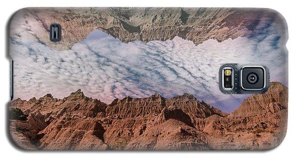 Badlands Reflection.... Galaxy S5 Case